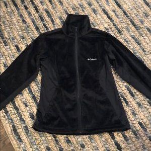 Colombia Omni heat thermal comfort zip up jacket